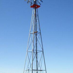 10 foot Aermotor windmill